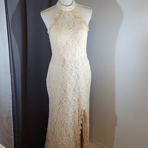 TS Couture Open Back Wedding Dress